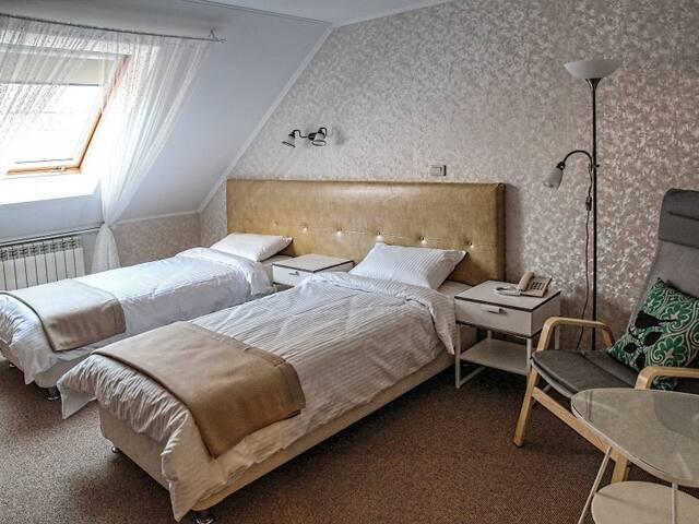 "Comfort. The ""Address"" Hotel"