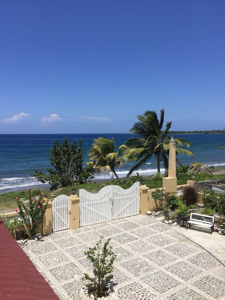 Spacious, Oceanview One-Bedroom Getaway