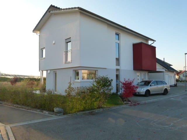 komplettes Einfamilienhaus für Urlaub am Bodensee - Uhldingen-Mühlhofen - Haus