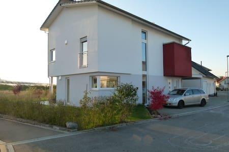 komplettes Einfamilienhaus für Urlaub am Bodensee - Uhldingen-Mühlhofen - Casa
