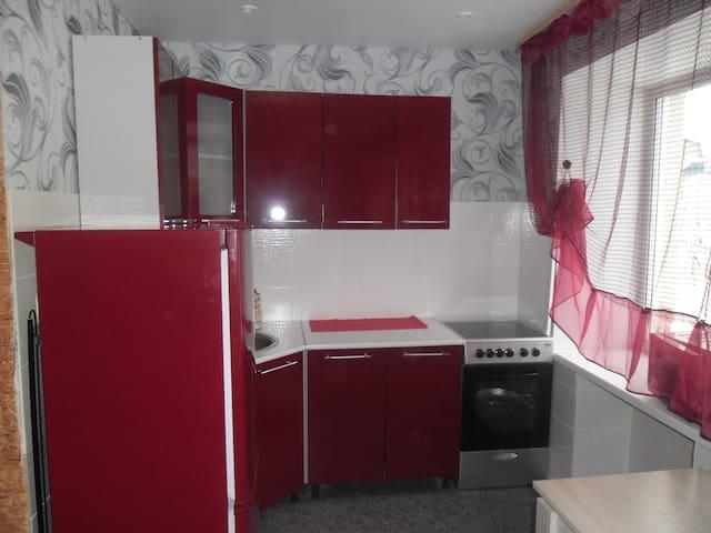 Уютная квартира - Sheregesh - Byt