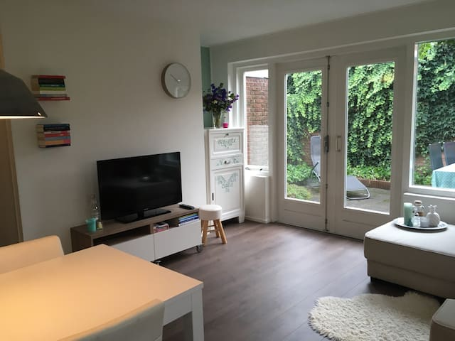 Cosy and light apartment + garden - Breda - Appartement