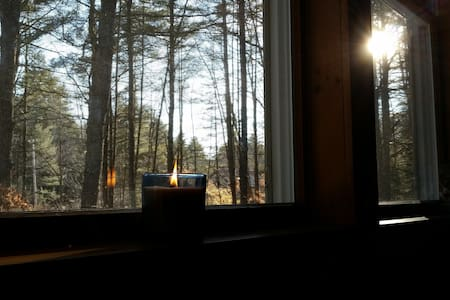 Two Twin Bedroom in a Beautiful Adirondack Home - Wevertown - Ház