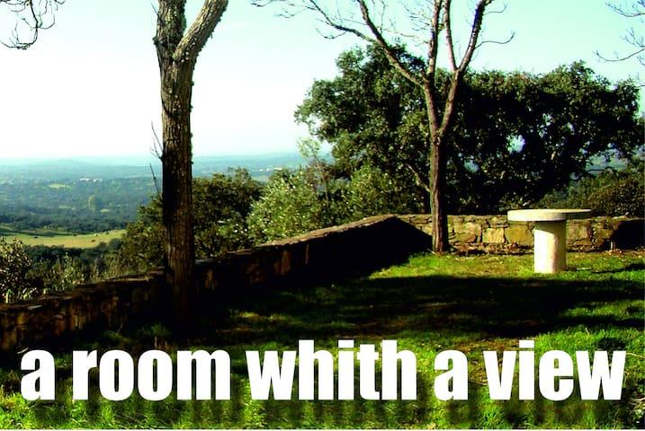 A room whit a view - Villanueva del Fresno - House