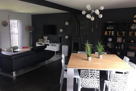 Maison style loft - Loos-en-Gohelle
