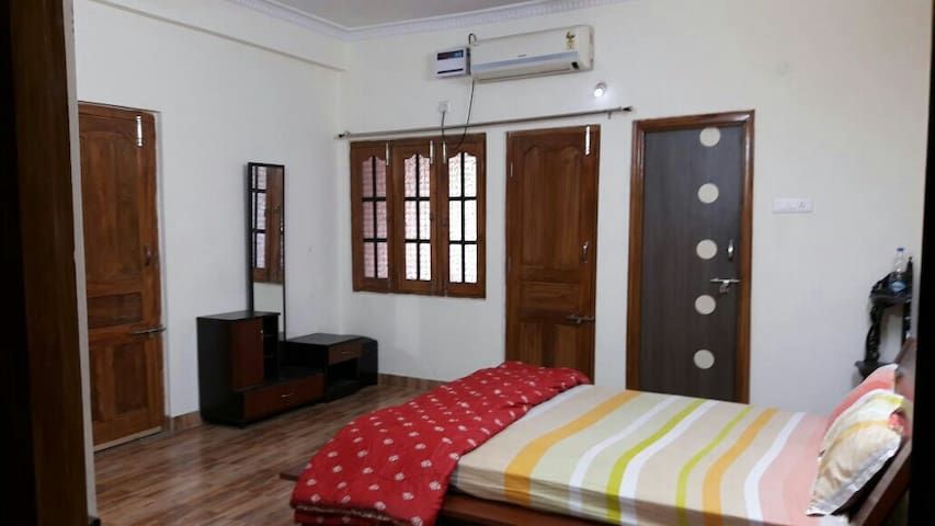 Luxurious Double Bed Room with AC
