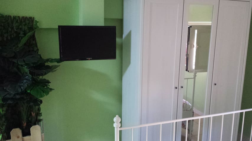 Servizio tv in camera