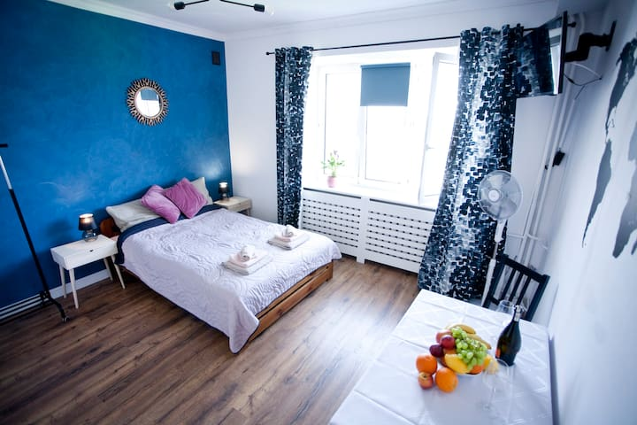 Top location: Old Town, check-in 24h/7, Discounts