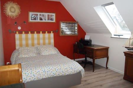 Chambre à la porte du Zénith et commodités - Saint-Herblain - Talo