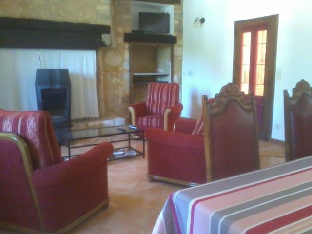 Vacances en Périgord entre Lot & Dordogne - Le Roc - Apartament