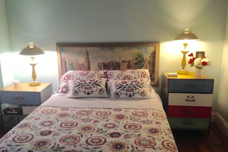 BED & BREAK CLOSE AIRPORT/PARKING - Winthrop - Apartment