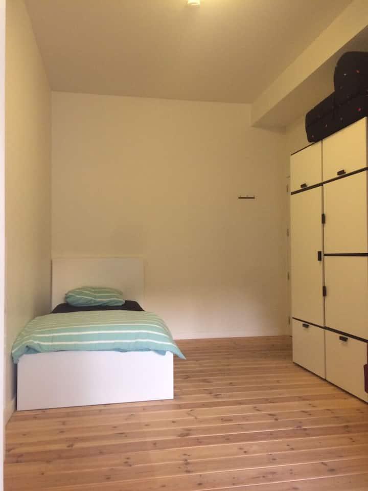Mooie kamer met privé terras