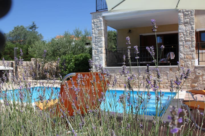 Villa Ema with swimmingpool