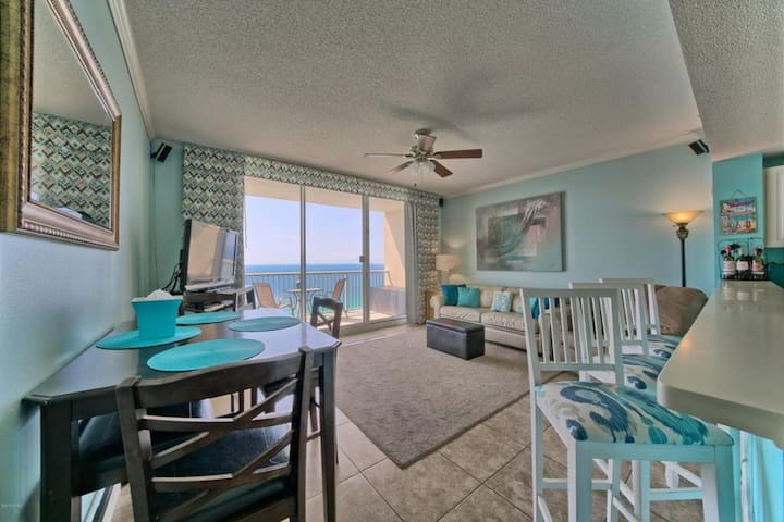 Amazing Gulf View from this 2 Bedroom 2 Bath Condo
