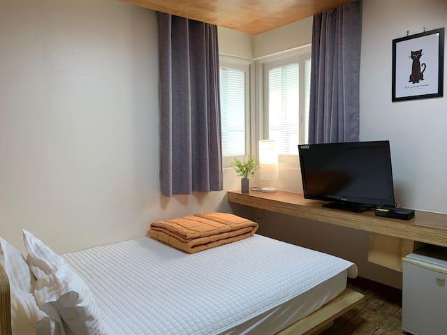 교통이 편리하고 깨끗한 숙소 일반실2-5