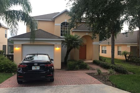 Orlando home with 4 bedroom, 3 bathroom and Pool
