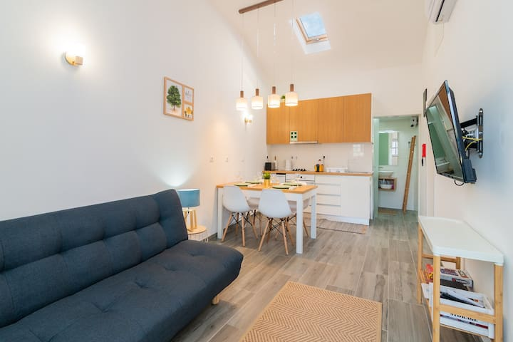 Whole Floor w Kitchen Sleeps5 ☆ Serra da Estrela ☆