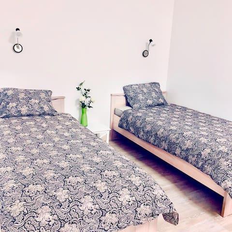 Hostel room in Center of Riga ~ 202