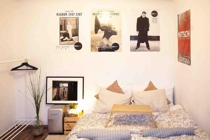 Cozy Room for 2 near Schloss Schönbrunn