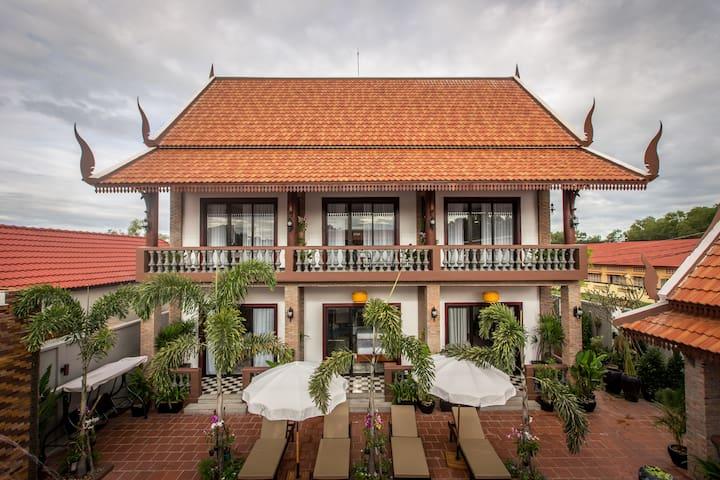 Kralanh Petite Villa - Krong Siem Reap - วิลล่า