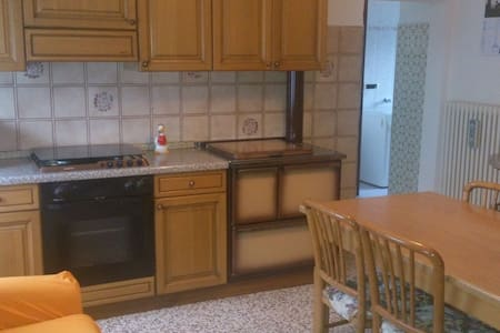 Dolomiti apartment 3/6 people - Torbe - Apartmen