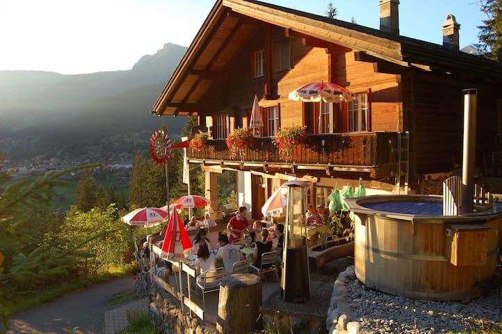 Berggasthaus Marmorbruch - Grindelwald - Bed & Breakfast