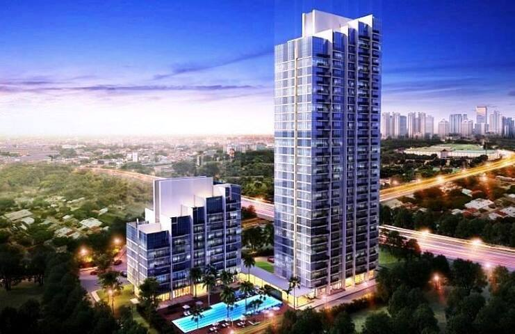 Best Location Apartment in South Jakarta 2BR