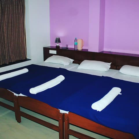 Economical stay at periyar
