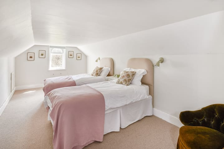 Attic 'Apartment' at the top of Country House