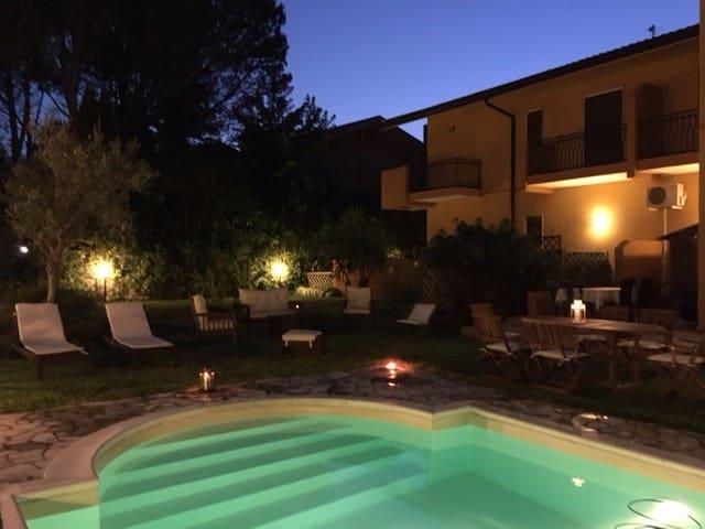 Villa Cavagrande con piscina privata - Avola - Willa