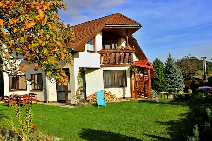 Clara Valis - village house