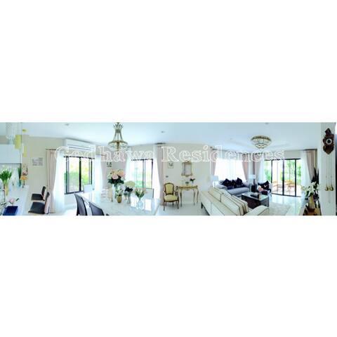 Gedhawa Residences - Mueang Len - Villa