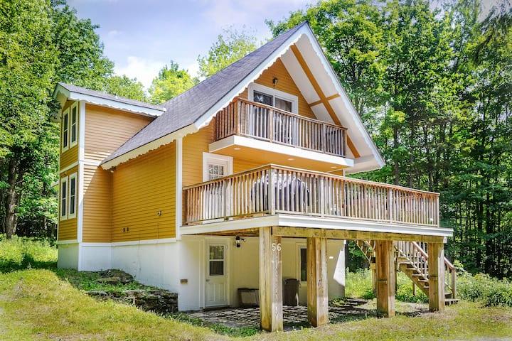 Jay Peak Cottage - 5 min to Jay!!