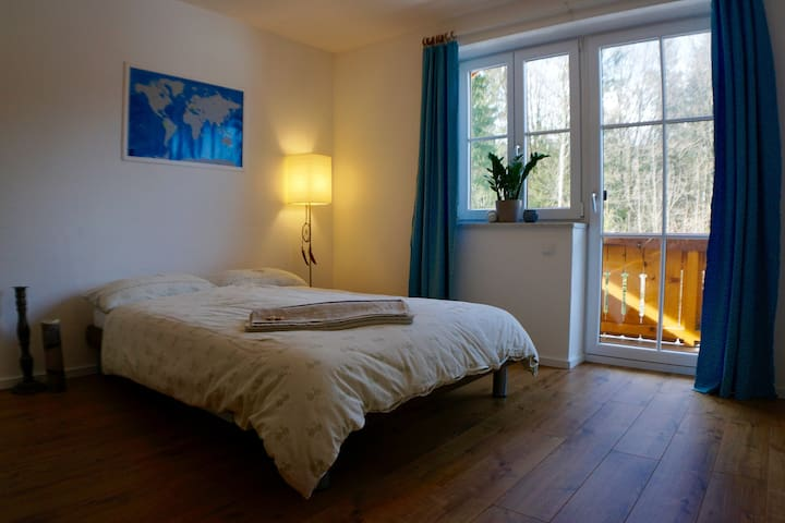 Cosy private room close to Salzburg - Adnet