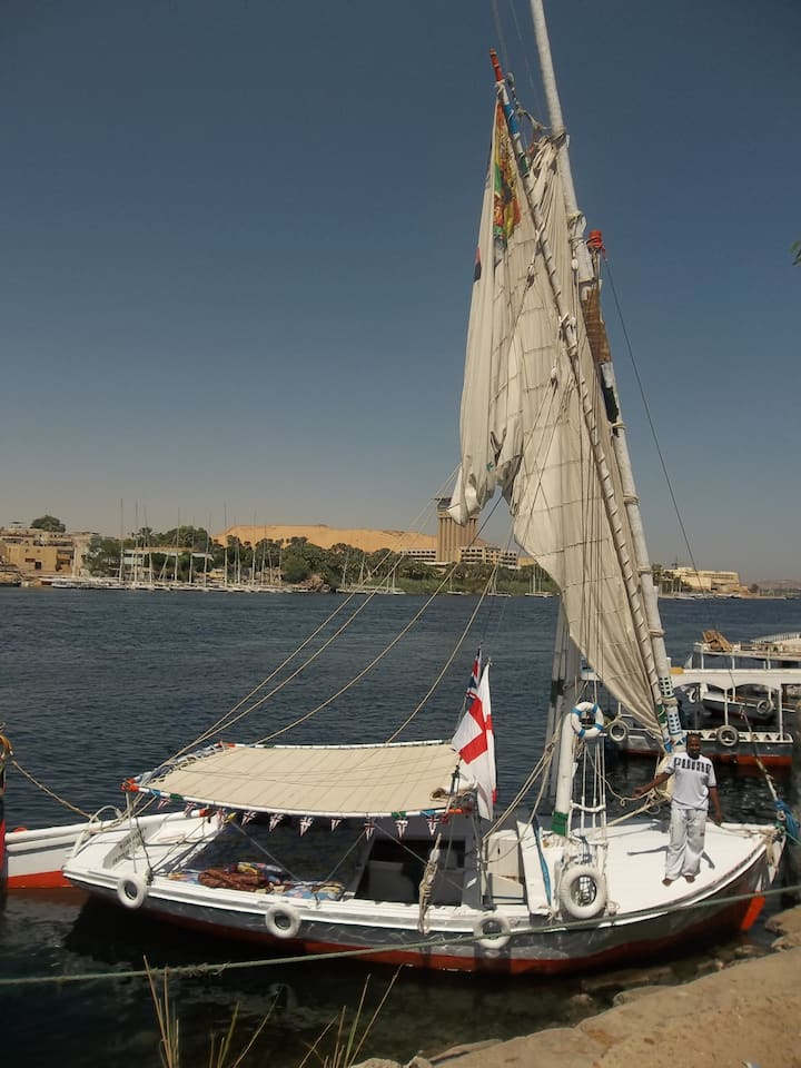 Nubian Sailing Full Board