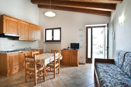 studio with kitchenette near Garda lake - Salionze - Apartamento