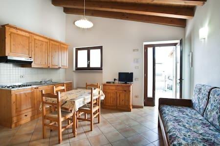 studio with kitchenette near Garda lake - Salionze