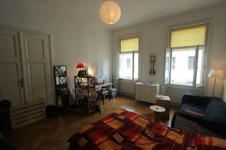 30m2 private room in central Vienna - Vienna - Apartemen