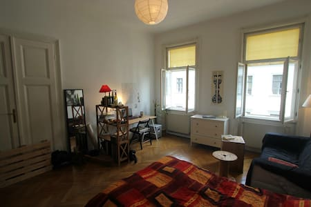 30m2 private room in central Vienna - Vienne - Appartement