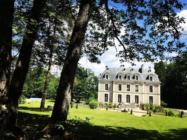 Suite familiale Anne de Bretagne pour 4 personnes