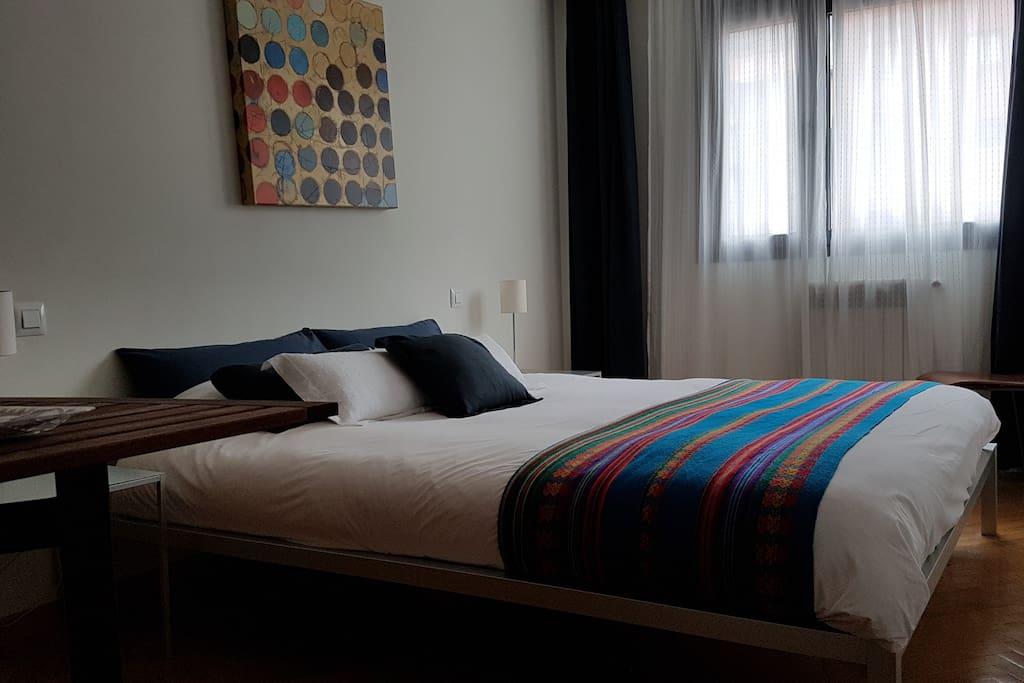 Habitaci n comoda con cuarto de ba o privado - Comoda habitacion ...