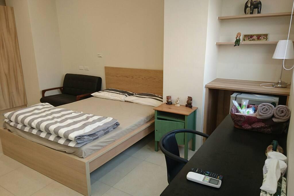 舒適的房間