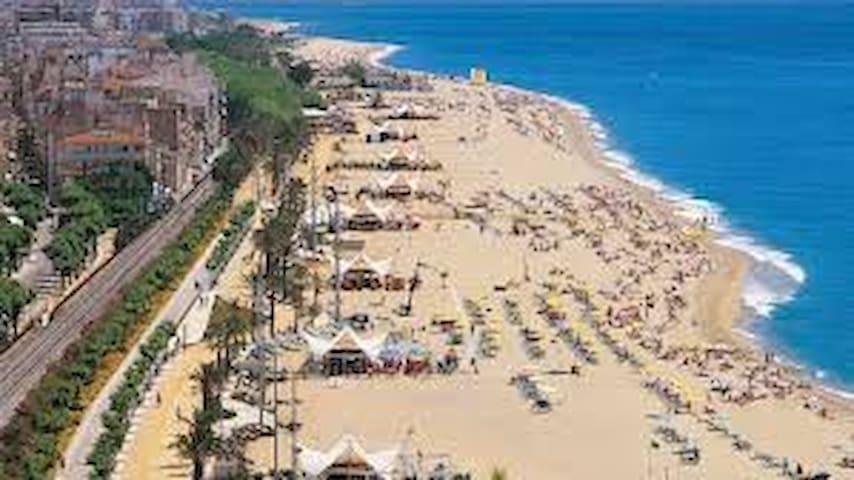 Calella-Barcelona-Spain. - Calella - Apartamento