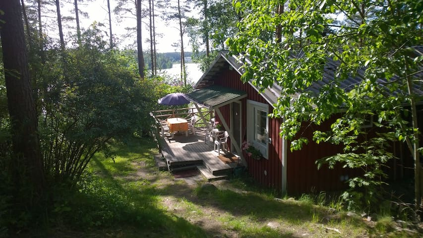 "Chalet ""Artturin Mökki"" - Kirkkonummi - Chatka w górach"