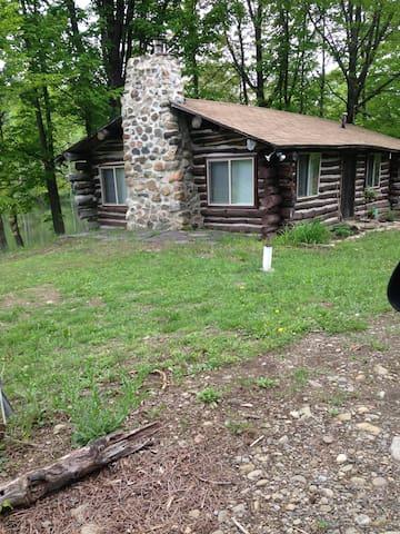 Log cabin get away