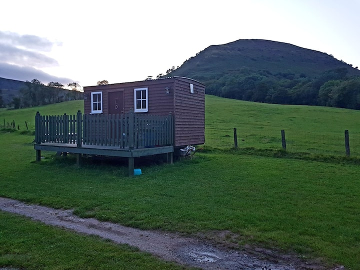 Shephard's Hut at The Grange