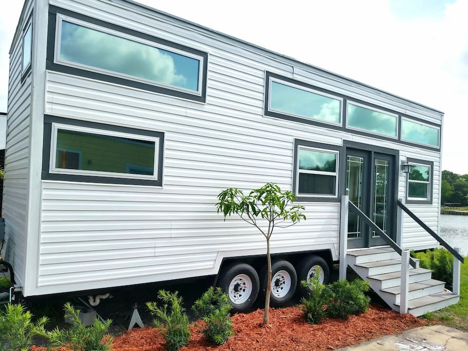 The Ritz Tiny House Houses For Rent In Orlando