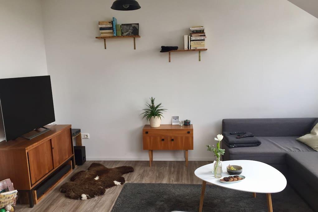 Wohnzimmer-Bereich