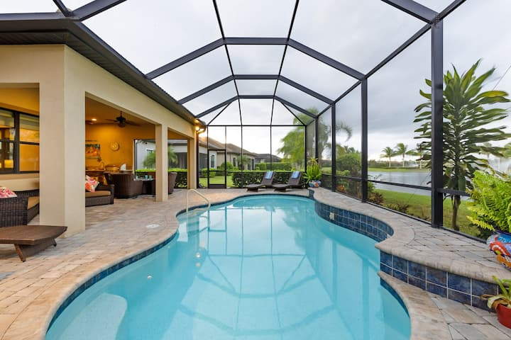 Roelens Vacations - Villa Plantation Somerset - Fort Myers