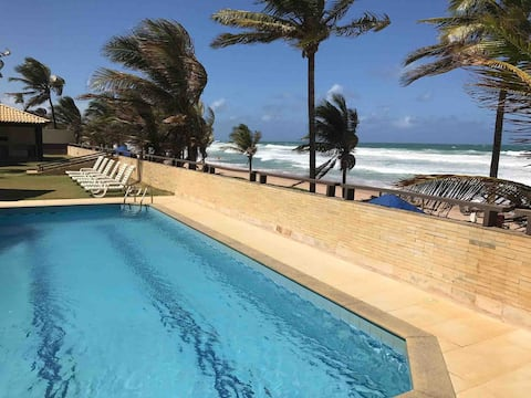 Beira mar Salvador Bahia Brazil. ❄️climatizado